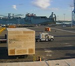 On Site & On The Pier/Port Packaging